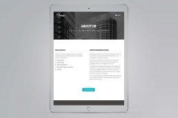 Sydney Property Responsive Website Design